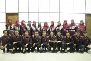 Penampilan tim KPA di acara ISMC 2016