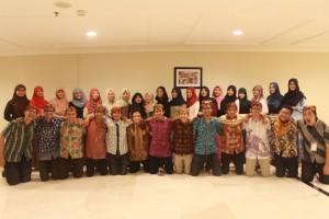 Penampilan tim KPA di hotel Royal Kuningan Jakarta pada tanggal 30 April 2016