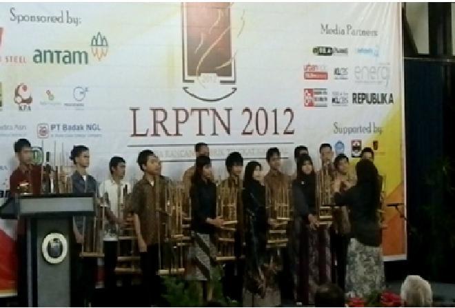 KPA ITB - LRPTN 2012
